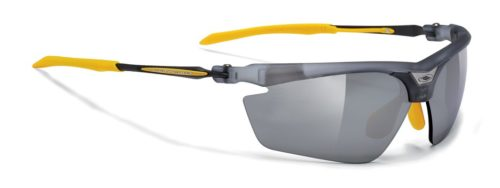 Magster frozen ash with laser black lenses