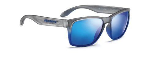 Spinhawk אפור כחול עם עדשות כחולות